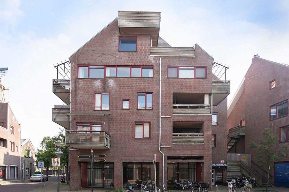 Spinhuispad 76, Schiedam