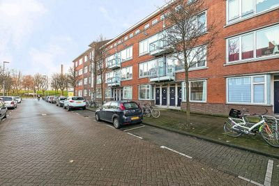 Engelsestraat, Rotterdam