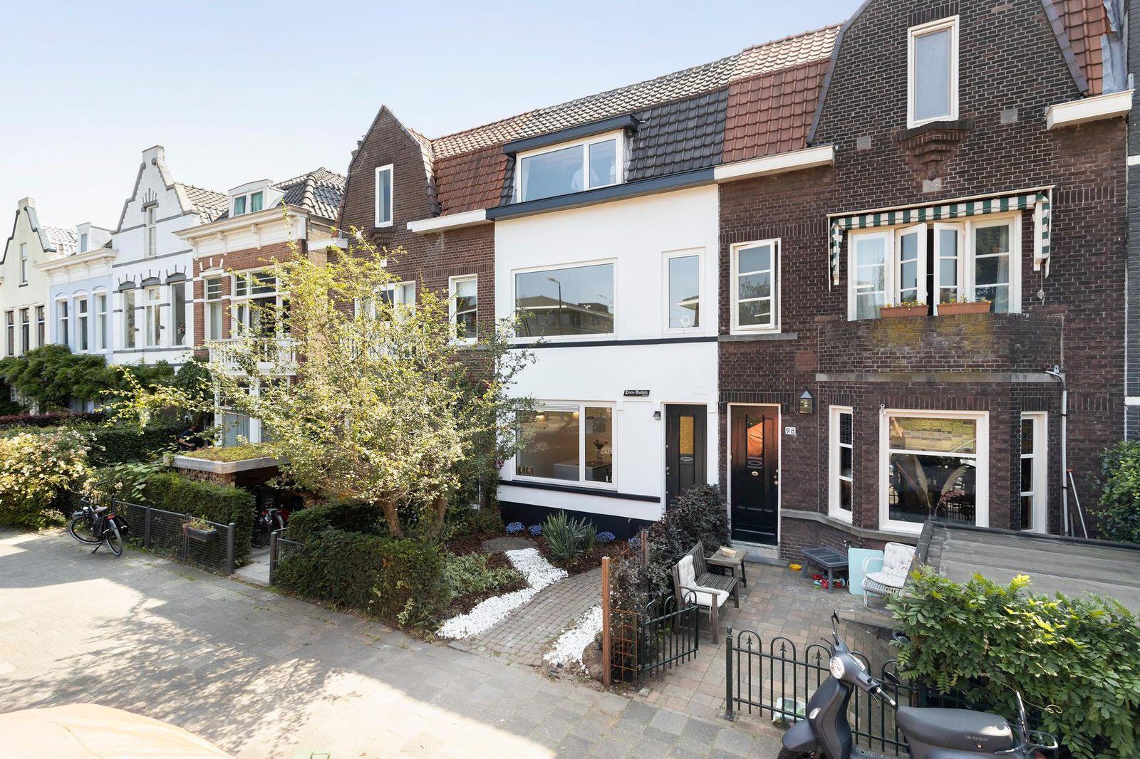 Straatweg 100, Rotterdam
