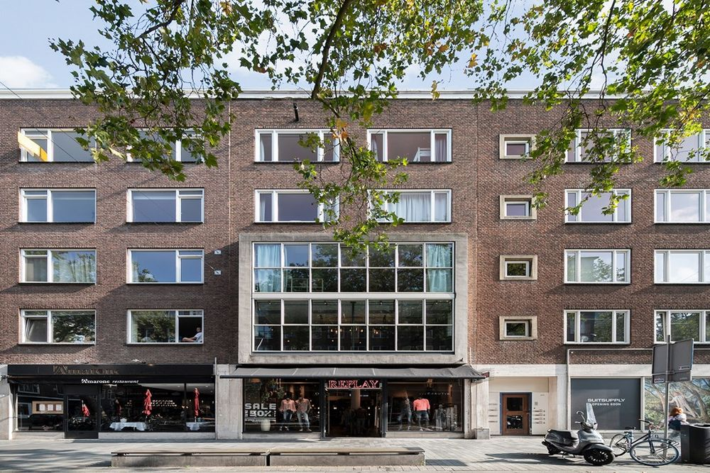 Meent 74A, Rotterdam