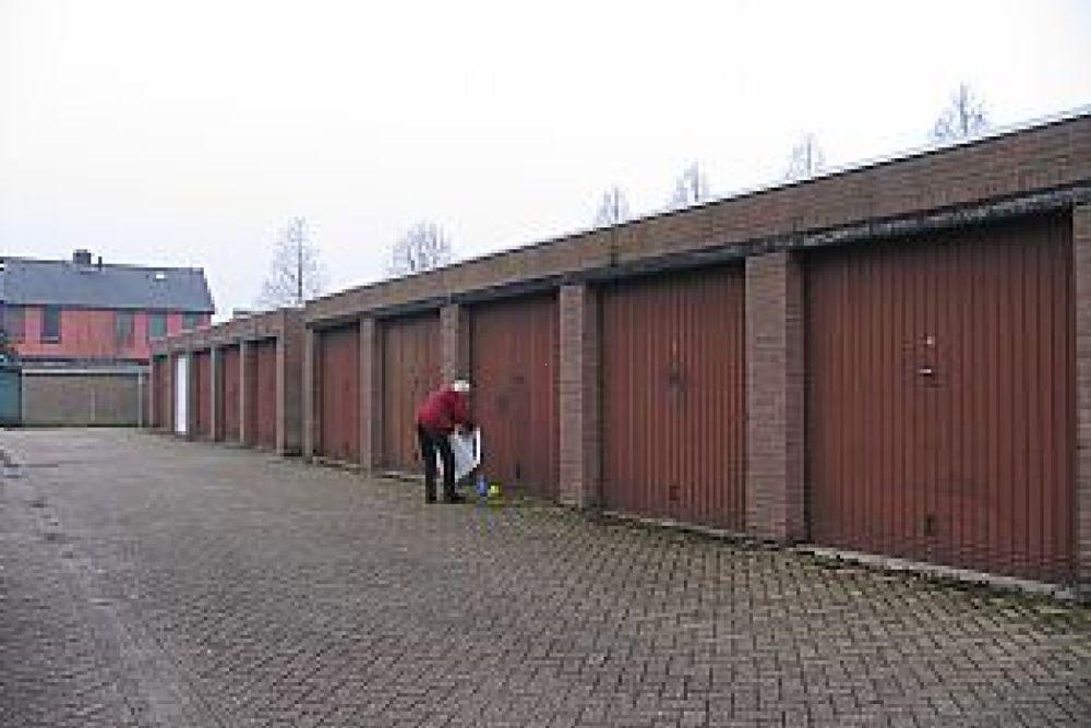 Gagelweg, Halsteren