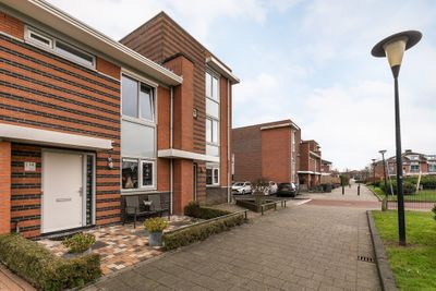 Espenwede 16, Barendrecht