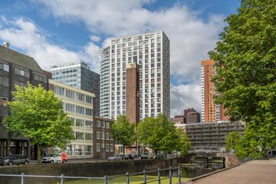 Vissersdijk 151, Rotterdam
