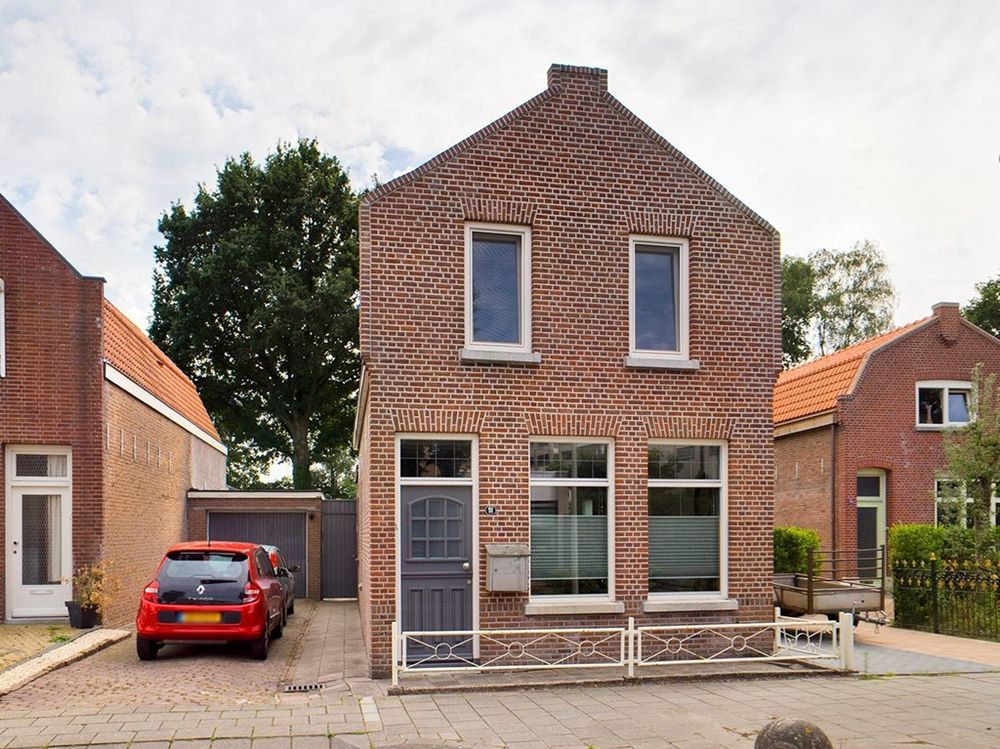 Sportstraat 51, Roosendaal