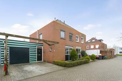 Arnold van Hoornstraat 4, Deventer