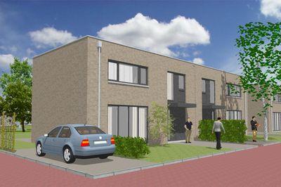 Kievitslanden - Praam+ 0-ong, Almere