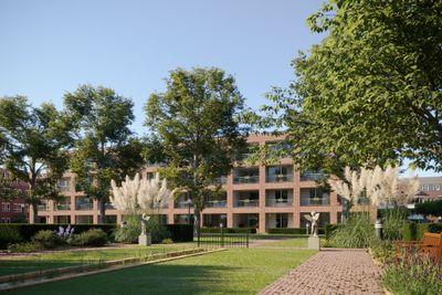 Kloosterstraat, geb. Y - Appartement Type 3 0-ong, Tilburg