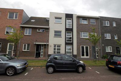 Fortunastraat, Almere