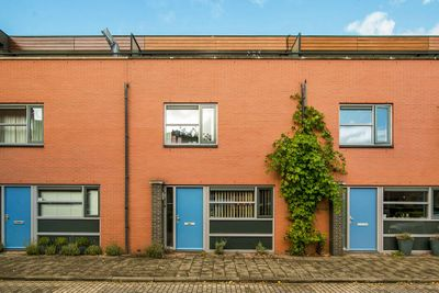 Multatuliplein 6, Leiden