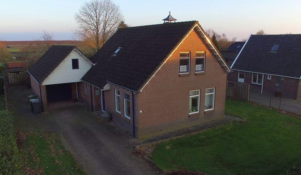 Oude Dordsedijk 35, Klazienaveen