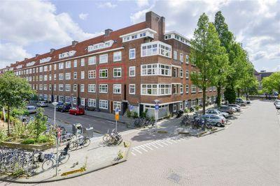 Paramariboplein 4II, Amsterdam