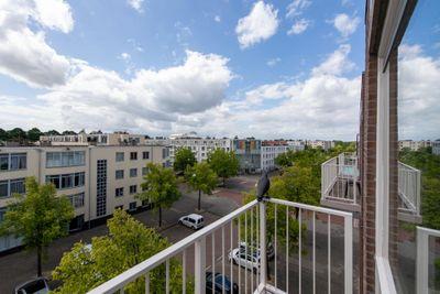 Charlotte Brontestraat 157, Amsterdam