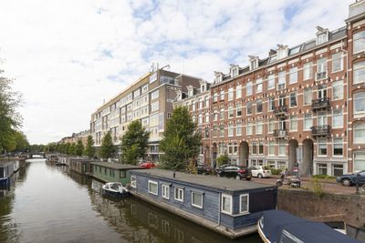 Hugo de Grootkade 8sous, Amsterdam