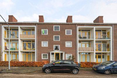 Wattstraat 12-B, Breda