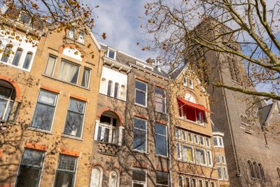 Mathenesserlaan 311-BII, Rotterdam