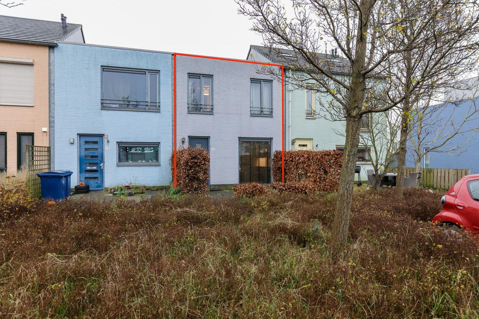Tante Pollewopstraat 15, Almere