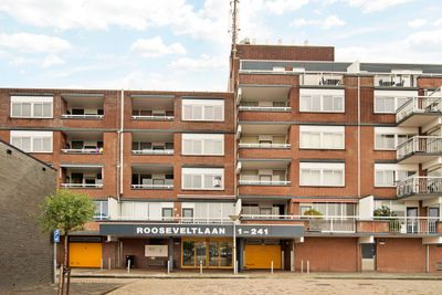 Franklin D. Rooseveltlaan 0-ong, Eindhoven